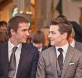 2010.12.20 Best Man at Julian Ovenden's Wedding