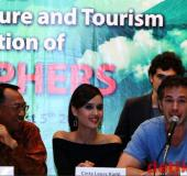 2011.08.05 The Philosophers Tourism Press Conference