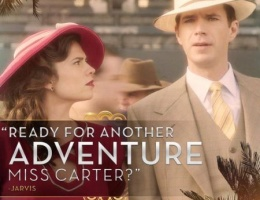 Agent Carter S.2 premiere tonight on ABC