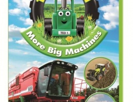 New DVD: Tractor Ted All About Tractors