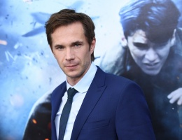 James D'Arcy attended the Premiere of Dunkirk in New York