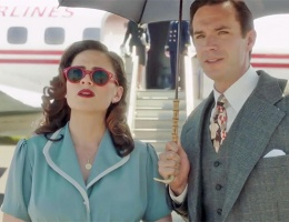 First TV Spot for Agent Carter Season 2