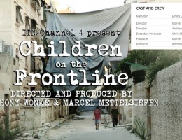 Awards for Children on the Frontline