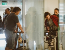 001Lithium X is James D'Arcy's new film in Vilnius