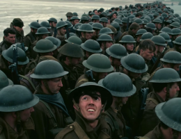 Powerful imagery in Dunkirk First Teaser