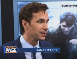 Dunkirk Behind the scenes & Red Carpet Interviews with James D'Arcy