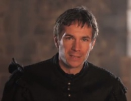 James D'Arcy on Enemy of Man