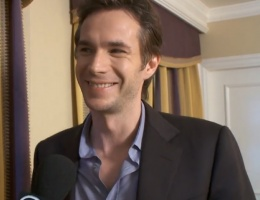James D'Arcy on EP Daily TV